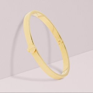 Kate Spade Metal Button Bangle
